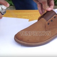 Hướng dẫn đánh giầy da lộn nhanh - hiệu quả