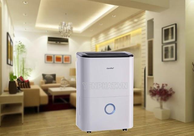 Review 3 mẫu máy hút ẩm Comfee được ưa chuộng nhất hiện tại